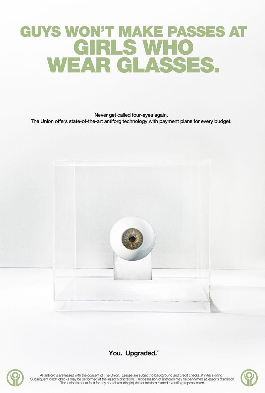 New poster eye